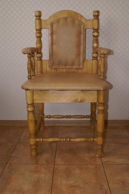 Стул своими руками трон 143